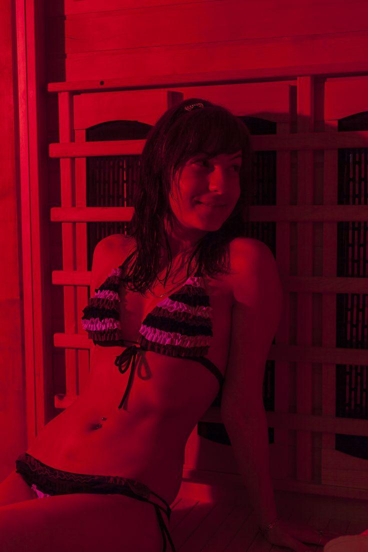 refreshing infra sauna