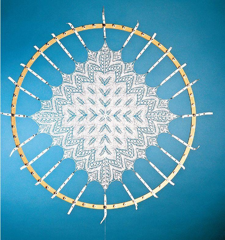 Если вы когда-нибудь вязали ажурные узоры и если хоть немного знакомы с техникой вязания кружева, то с помощью нашего учебного курса вы можете освоить художественное вязание.      При художественном вяза…