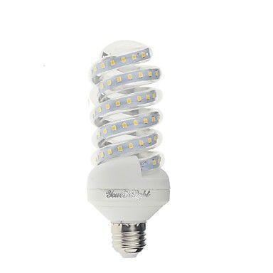 20W E26/E27 LED a pannocchia T 47 SMD 2835 1800 lm Bianco caldo / Luce fredda Decorativo AC 220-240 V 1 pezzo - EUR € 8.81