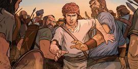 Abrahán y Sara adoraban a Jehová. ¿Cómo demostró Abrahán que era amigo de Dios? ¿Cómo podemos ser nosotros también amigos de Dios?