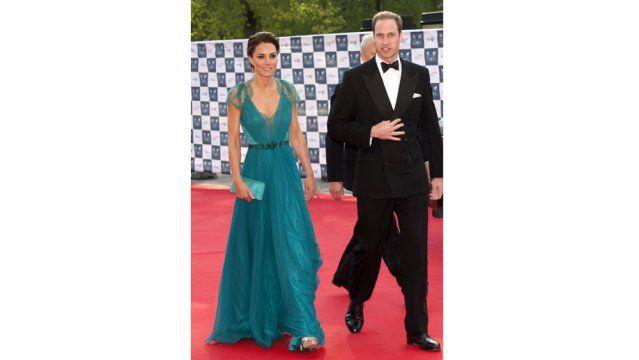La Duquesa de Cambridge sigue  deslumbrando con su elegancia