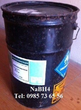 natri borohydride, natri bohidrua, Sodium borohydride, NaBH4