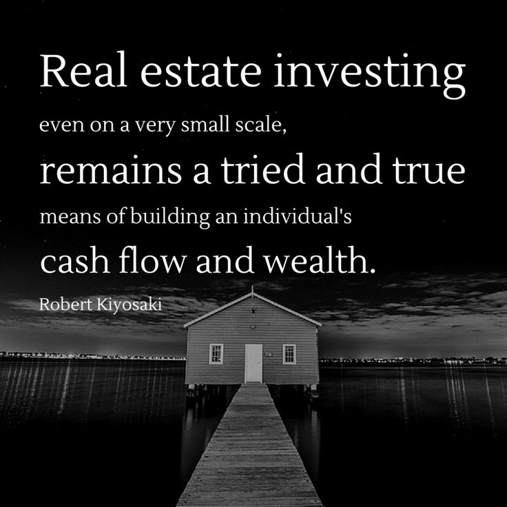 Real Estate Investing Even on a Very Small Scale Remains a Tried and True Means of Building and Individuals Cash Flow and Wealth.