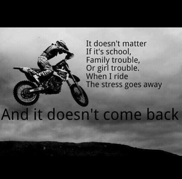 Dirt Bike Quotes: Dirt Bikes Poems Or Quotes. QuotesGram
