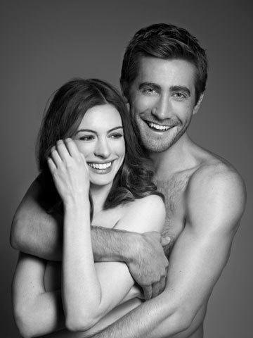 Maggie Murdock & Jamie Randall ----- Anne Hathaway & Jake Gyllenhaal ----- Love and Other Drugs (2010)