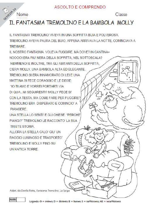 Giochi e colori ! Schede didattiche del Maestro Fabio: CLASSE PRIMA SCUOLA PRIMARIA: VERIFICHE DEL PRIMO QUADRIMESTRE DI ITALIANO (ascolto e comprensione, lettura, produzione, schede didattiche...)