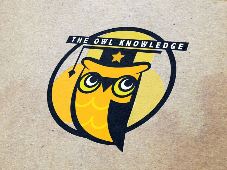 Logo Design for The Owl Knowledge