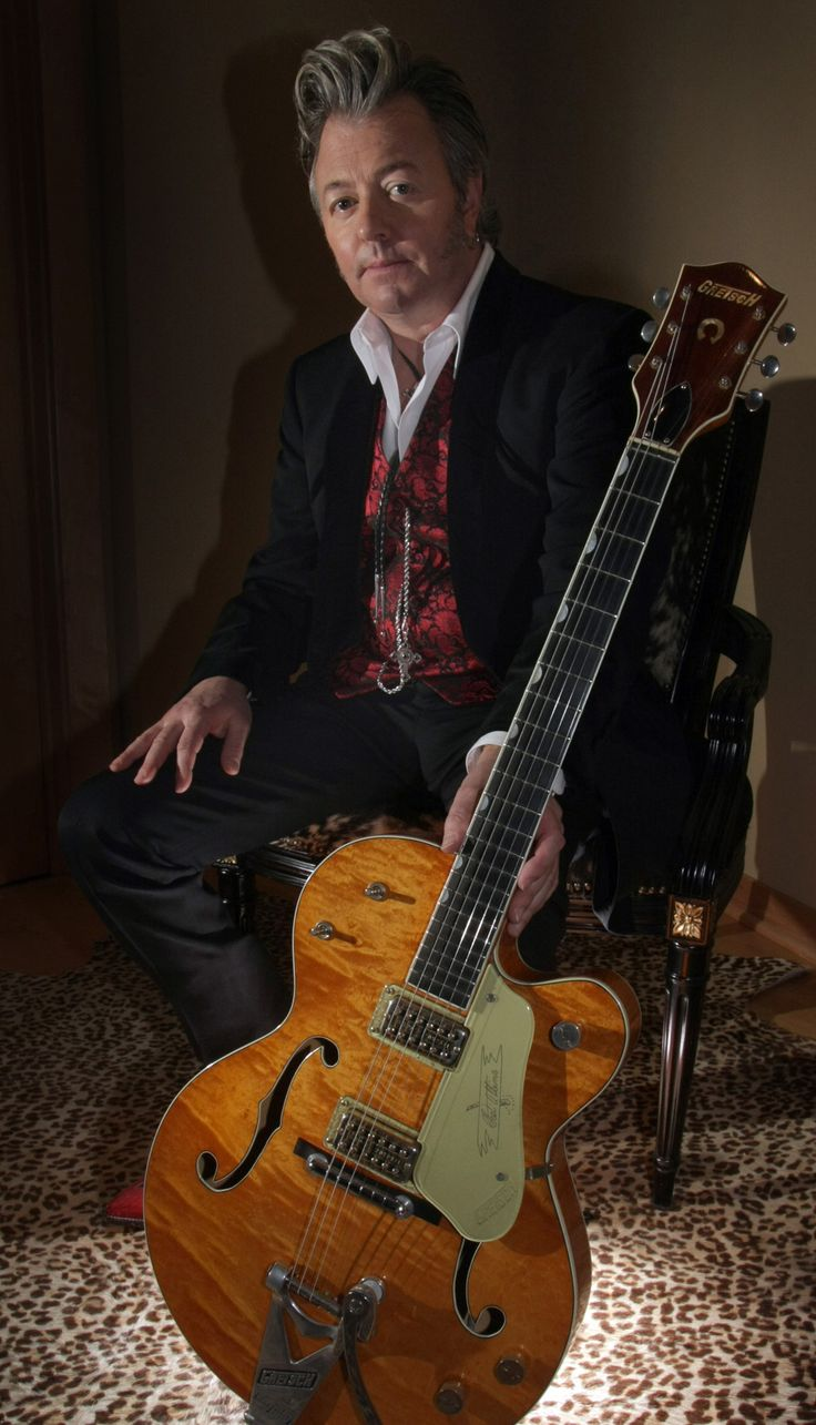 pin by dawnzo on brian setzer in 2019 music rock roll gretsch. Black Bedroom Furniture Sets. Home Design Ideas