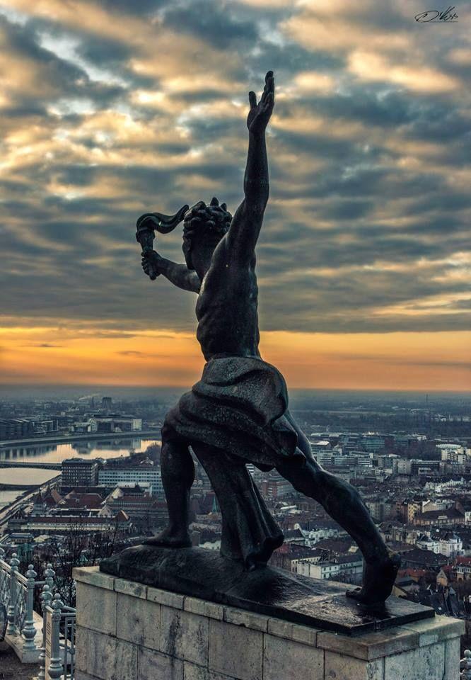 Budapest - Citadella Dénes Kiss