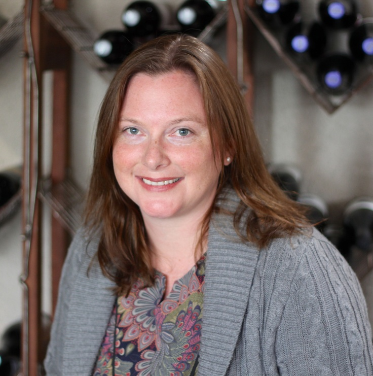 Talented winemaker Marnie Roberts from Kirrihill Wines in South Australia's Clare Valley. Read her story: http://fabulousladieswinesociety.com/2013/05/marnie-roberts-kirrihill-wines/