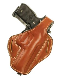 Cebeci Arms Leather Pancake Holster