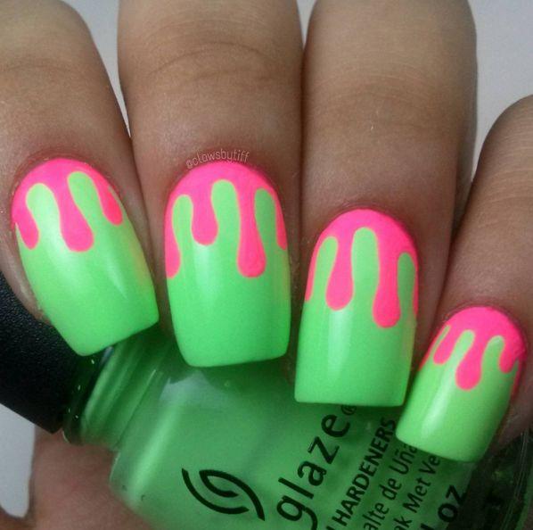 Mejores 7 imágenes de Uñas en Pinterest   Decoración de uñas ...