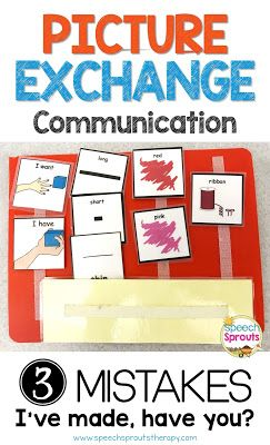 I Made These 3 Mistakes Teaching The Picture Exchange Communication System, Have You?