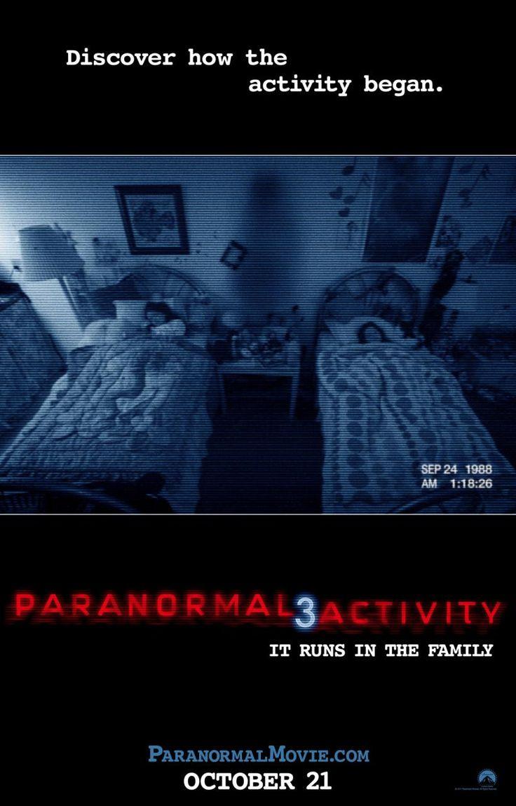Paranormal Activity 3 (2011) - Atividade Paranormal 3