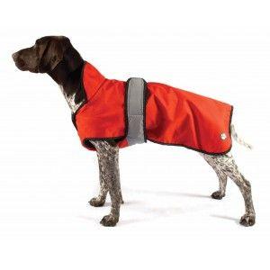 The Ultimate 2 in 1 Dog Coat Orange - Jolly & Bea's Dog & Cat Accessories