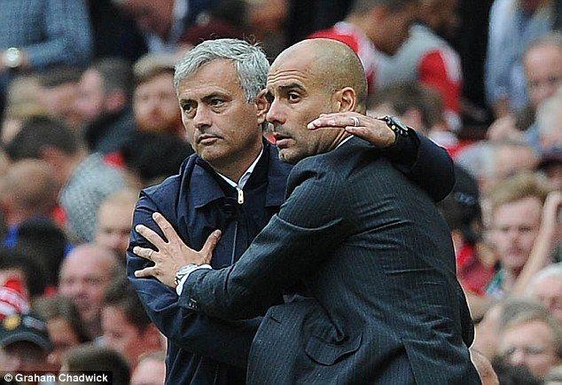 Meskipun Kalah dari Chelsea, Guardiola Akui MU tetap Kuat
