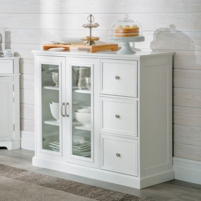 Astounding Hampshire Buffet Cabinet With Doors Improvements Home Interior And Landscaping Ferensignezvosmurscom