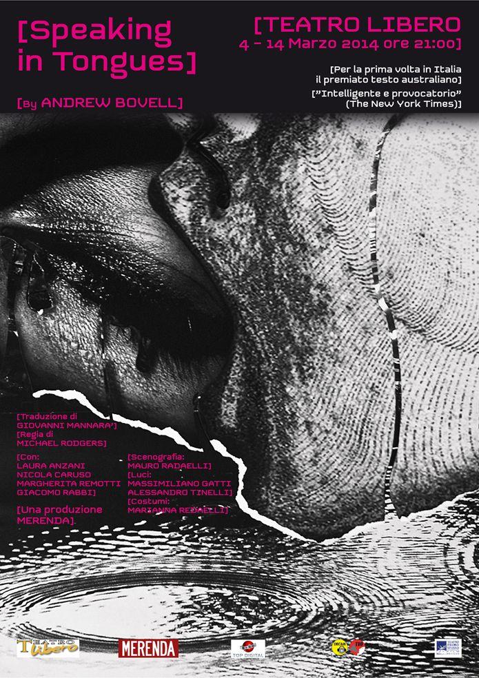 Speaking in tongues dell'autore contemporaneo australiano Andrew Bovell al Teatro Libero di Milano - stagione teatrale 2013/2014