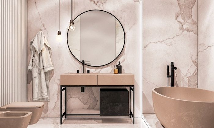 ▷ 1001 ideas and inspirations for modern bathrooms – Badezimmer einrichten und gestalten