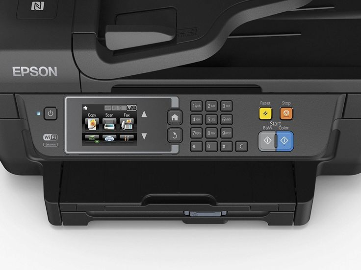 Imprimante jet d'encre Epson. #imprimante #imprimantebureau #imprimantejetdencre #imprimanteepson