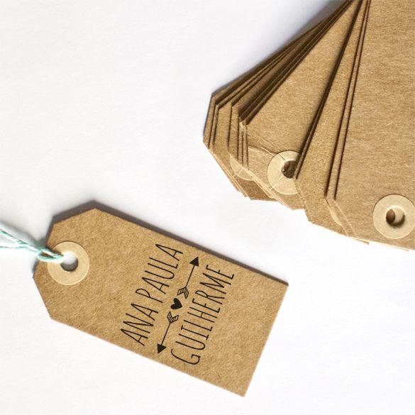 Monogramas – Chuva de papel