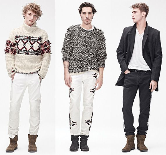 Isabel Marant & H&M, men collection http://www.fashionfiles.it/pagina.php?ID=370