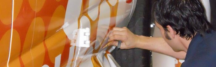 Justin Pate, a globally recognized graphic installer, will teach all of the wrap classes utilizing Avery Dennison's various wrap films, popular choices with installers because they are easy to use and quick to install with excellent print-ability.