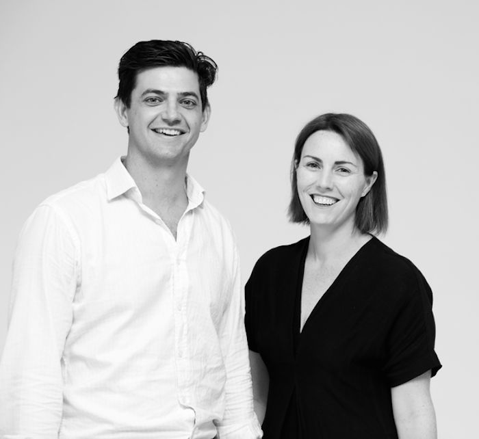 Podiatry graduates, Georgina Jamieson and Tom Baker, founded Adelaide's First Medical Nail Spa.