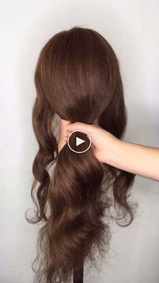 coiffures pour les vidéos de cheveux longs   Tutoriels Coiffures Compilation 2019   Partie 408 #coiffuresdemariage #cheveuxdemariage #ideesdemariage