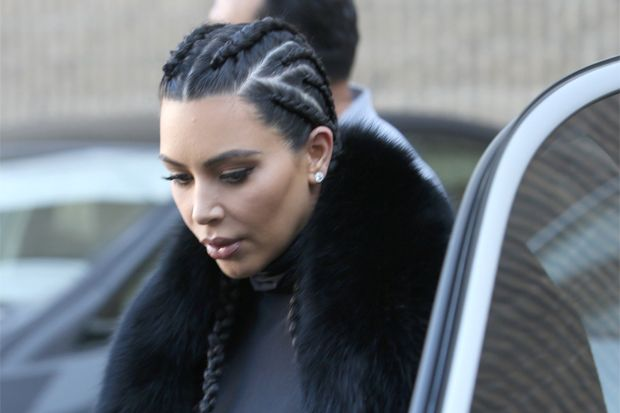 Kim Kardashian Accused Of Cultural Appropriation For