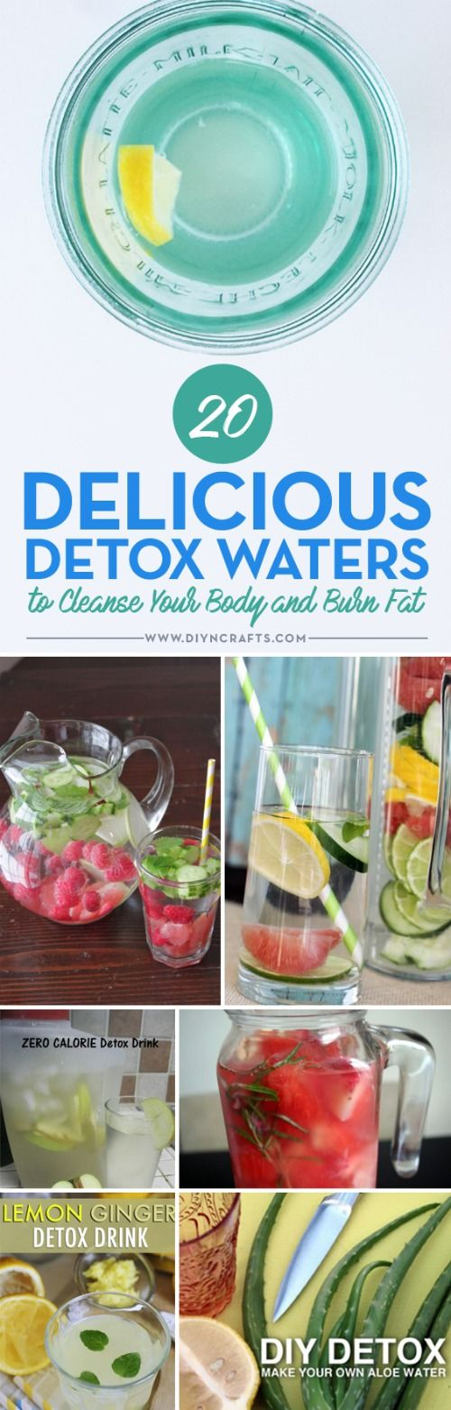 Whether you're trying to lose weight or you simply want to look and feel healthier, one of the best ways to rid your body of harmful toxins is to drink water. Just 6 to 8 glasses every day will help to keep you hydrated and keep your vital organs in their best possible health. You don't have to drink plain water, however. In fact, there are a number of things that you can add to your water that will not only boost the taste, they will help to flush those harmful toxins out of your body…