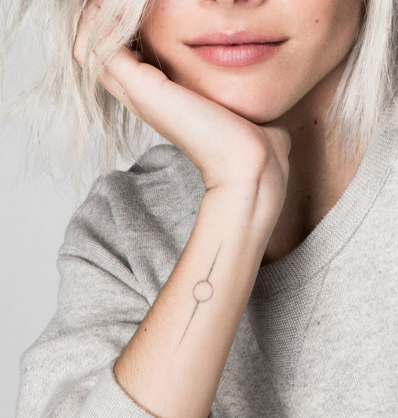 Meaningful Small Tattoos for Women Pretty Small Simple meaningful tattoos for Women. Temporary and Permanent awesome Tattoo ideas for women. look uniq…