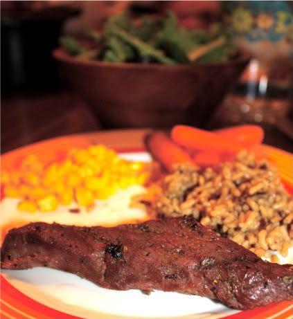 ... Venison Recipes, Steaks Marinades, Deer Steak, Secret Recipes, Chuah