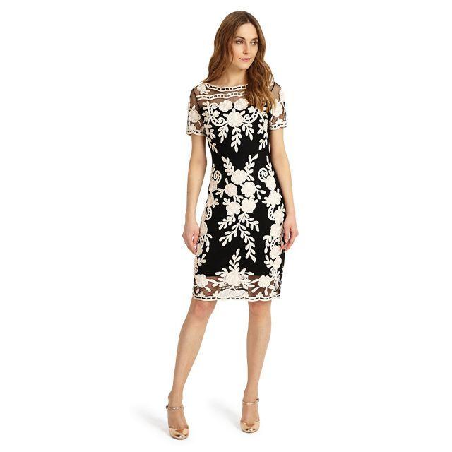 Black 'Sienna' dress