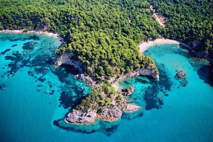 Alonaki beach, Preveza, Greece ❤️