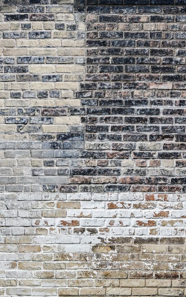 Create A Truly Unique Statement Wall That Reflects The Wild Textures Of The World In The Comfort Of Brick Wallpaper Mural Mural Wallpaper Faux Brick Wallpaper