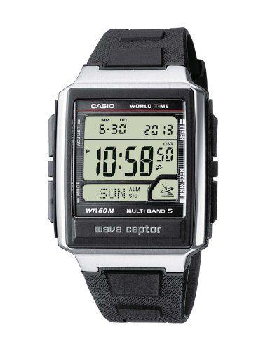 Casio Funkuhren Herren-Armbanduhr Digital Quarz WV-59E-1AVEF