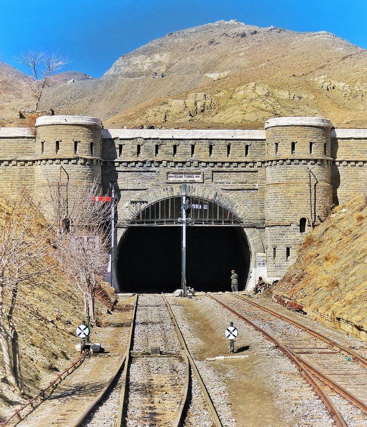 Kojak Tunnel Balochistan Pakistan