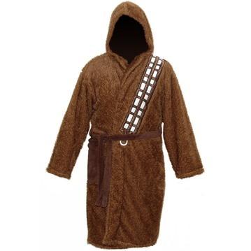 Morgonrock / Badrock - Star Wars, Chewbacca   Bluebox.se