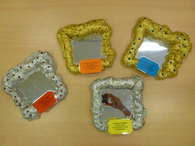 Geschenkje voor Moederdag: Spiegeltje, spiegeltje aan de wand, wie is er de liefste mama van het land?