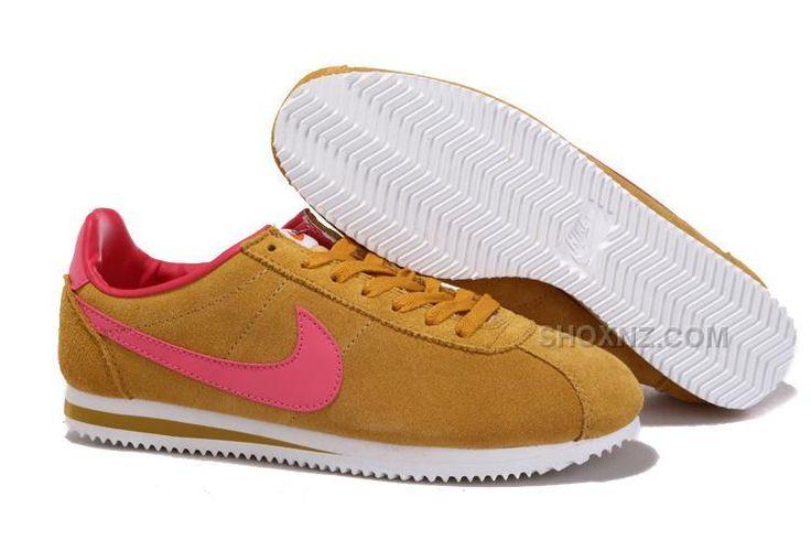 http://www.shoxnz.com/men-nike-cortez-antifur-shoes-tan-red.html MEN NIKE CORTEZ ANTI-FUR SHOES TAN RED Only $79.00 , Free Shipping!