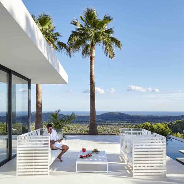 8 best Utemöbler images on Pinterest | Backyard furniture, Couch and ...