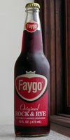 Rock and Rye was our favorite Faygo flavor.