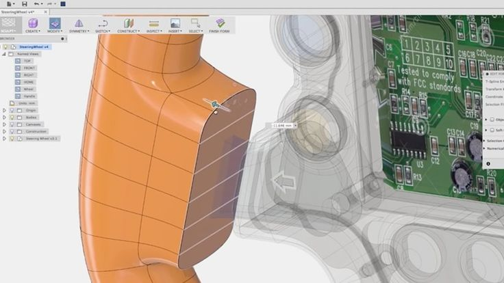 Fusion 360 modeling tutorial and training