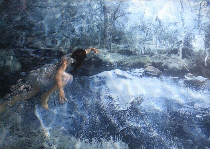Blue, 2012 #fineart #photography #susannamajuri #underwater