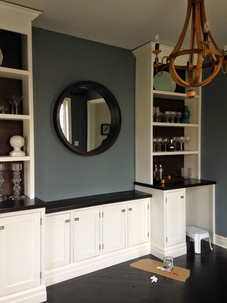 Chriskauffmanblogspotca Dining Room Built Insare Complete