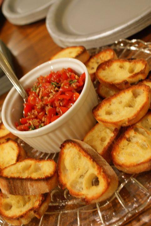 Easy bruschetta recipes balsamic vinegar