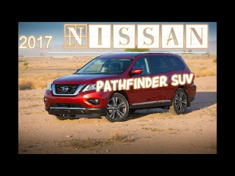2017 Nissan Pathfinder SUV, New Advanced Safety Technologies