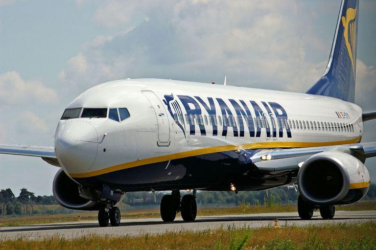 RyanAir voli: oltre 1.600 rotte in offerta a partire da 15 euro