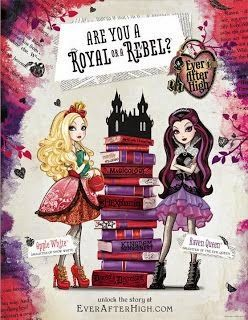 Rafaela Colonese: Ever after high party